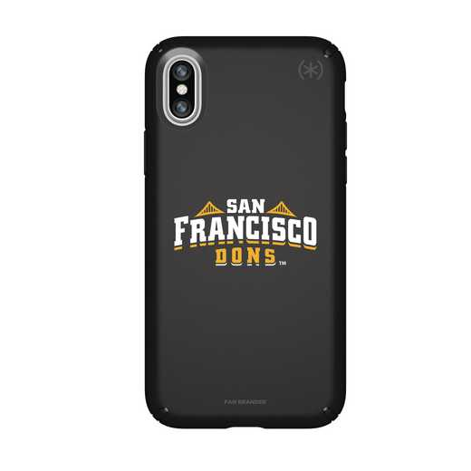 IPH-X-BK-PRE-SANF-D101: FB San Francisco iPhone X Presidio